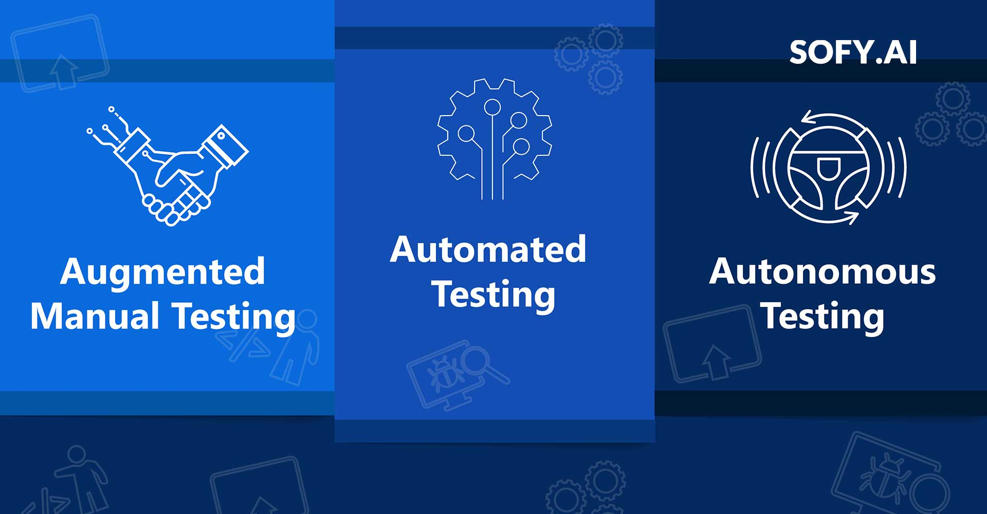 Reinventing App Testing Powered by AI: SOFY Live and SOFY Automate